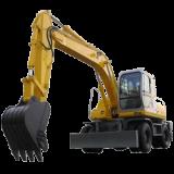 Mobile Excavators